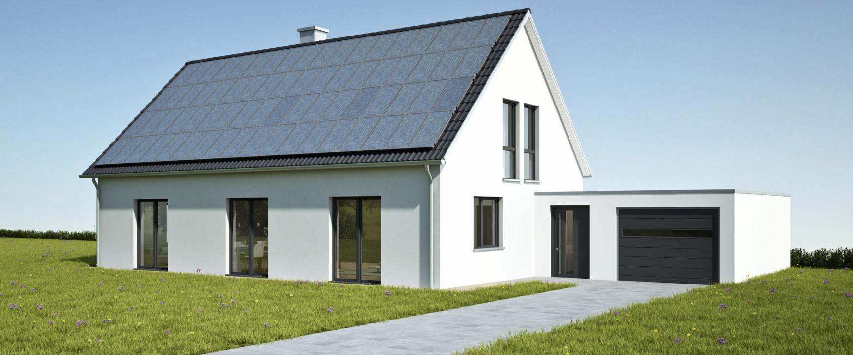 Acheter Une Maison Avec Combles Amenages 221820005804 L 191320212705/ Gamme Cottage