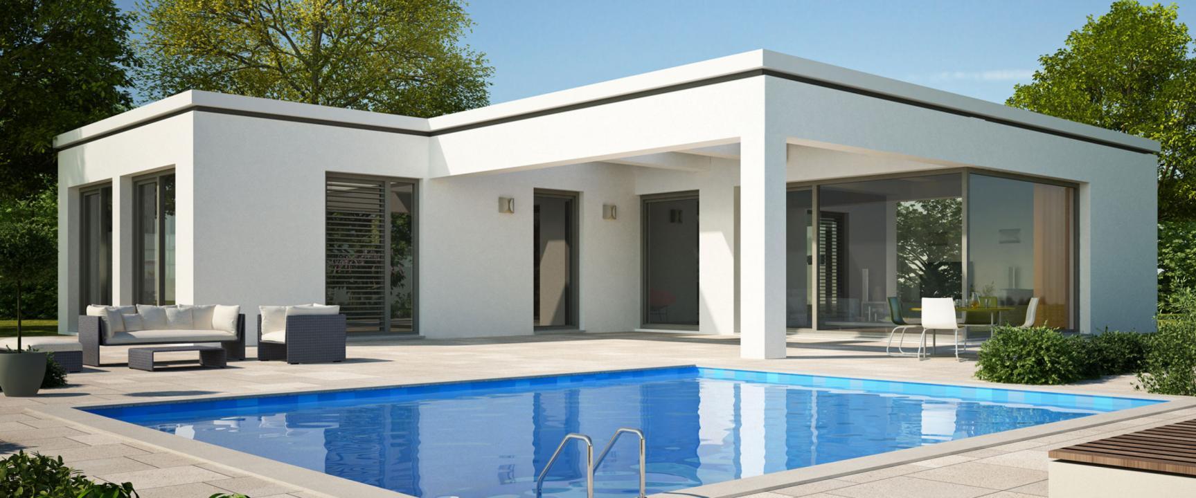 Acheter Une Maison De Plain Pied 221720582004 L 191320203405/ Gamme Garden